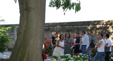 Visita ai giardini segreti di Venezia (sestiere Cannaregio)